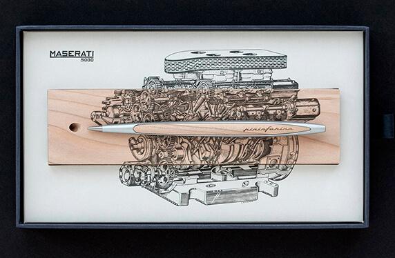Lápiz infinito Pininfarina Edición Maserati