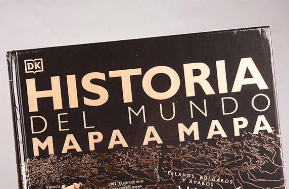 """""""Historia del mundo mapa a mapa"""""""