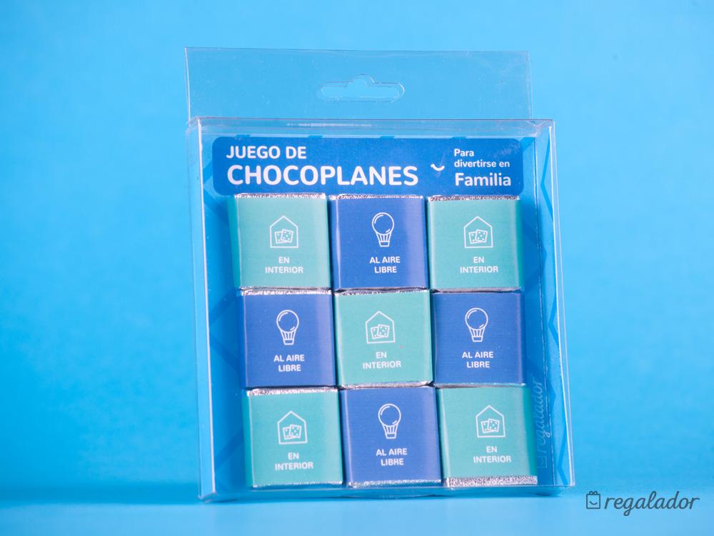Chocoplanes familiares: planes para disfrutar padres e hijos