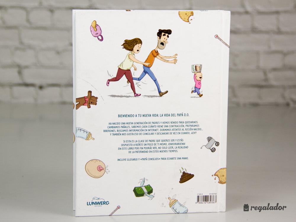 """Oh my dad! Papá 2.0"""": el libro para padres novatos en Regalador.com"""