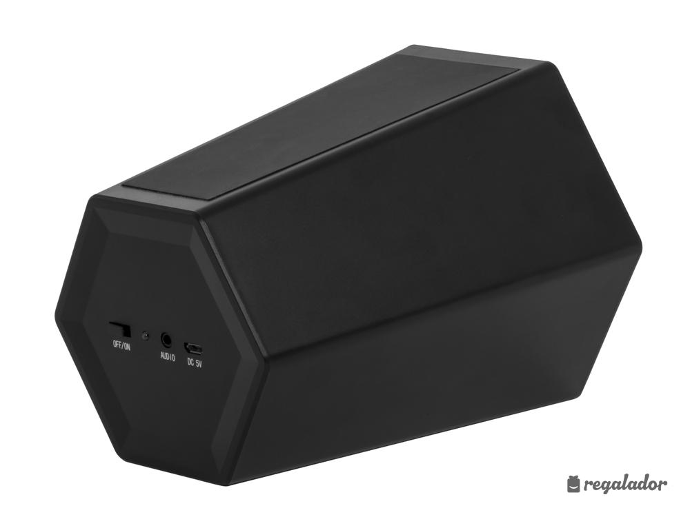 Boom box: el altavoz que funciona sin conexiones