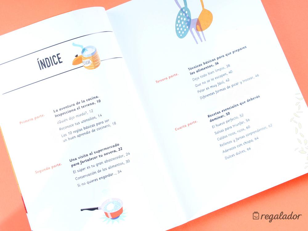 Manual del aprendiz de cocinero de MasterChef