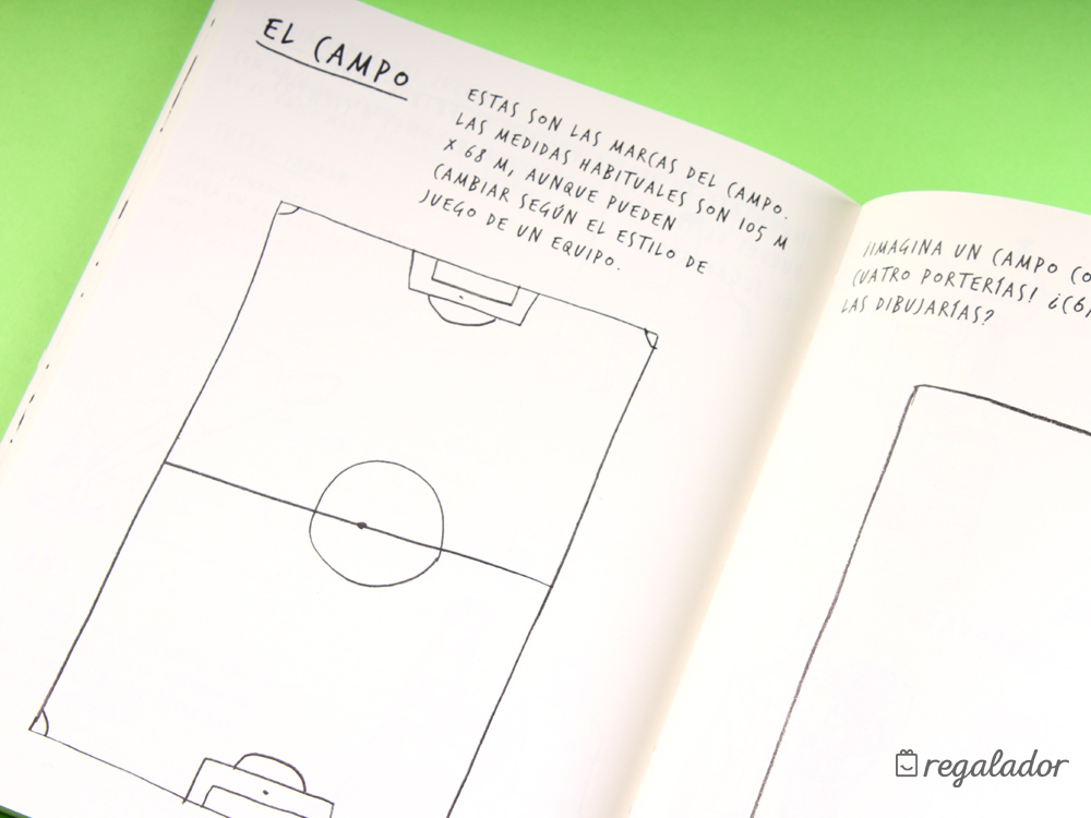 """""""Arranca el partido"""". El libro para pequeños futboleros"""