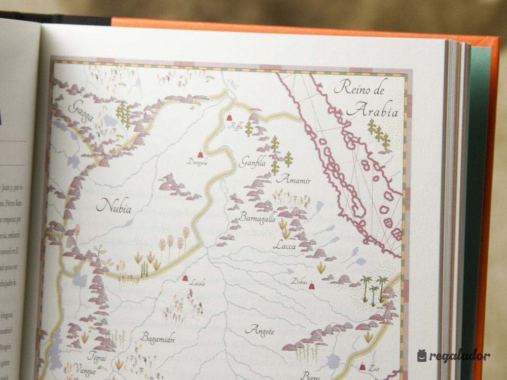 Atlas de los lugares soñados