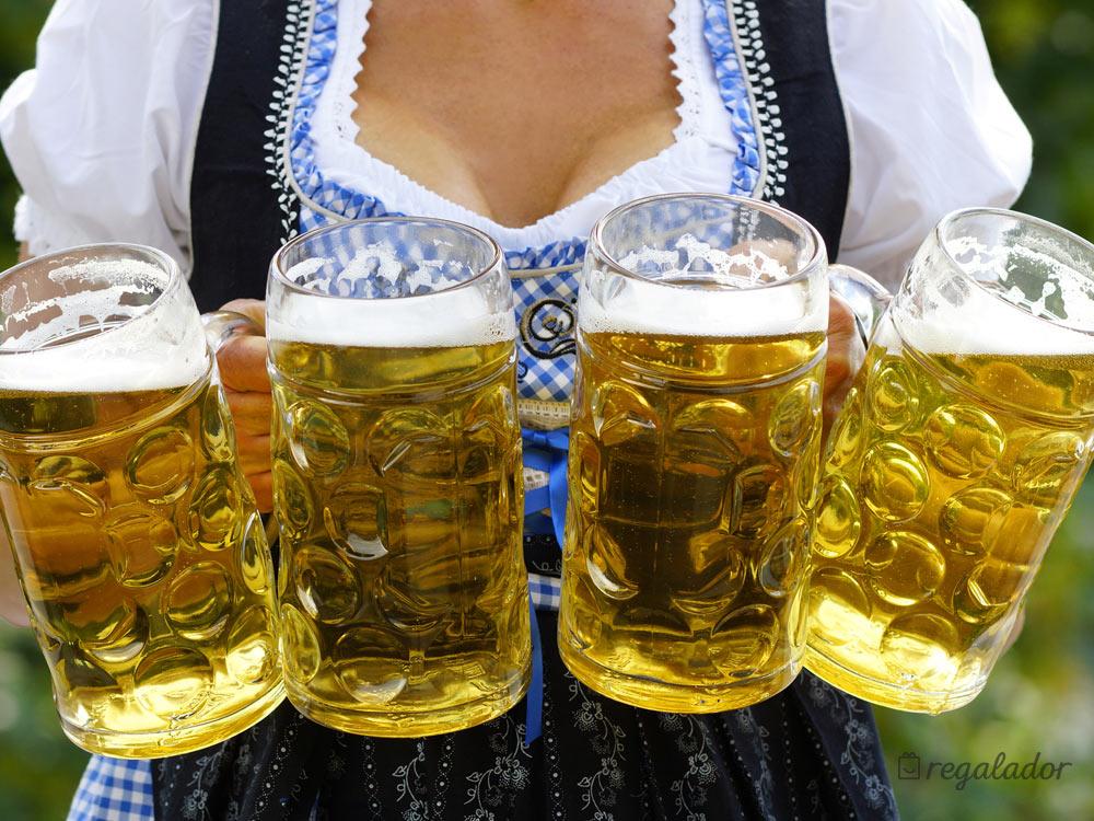 Kits de elaboración de cerveza en barril Oktoberfest