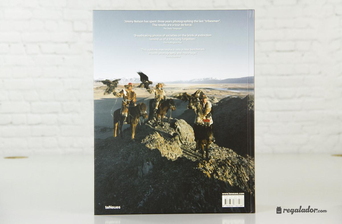 """Before They Pass Away"": el premiado libro sobre tribus de Jimmy Nelson"
