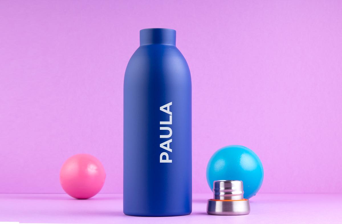 Botella termo personalizada de 24Bottles
