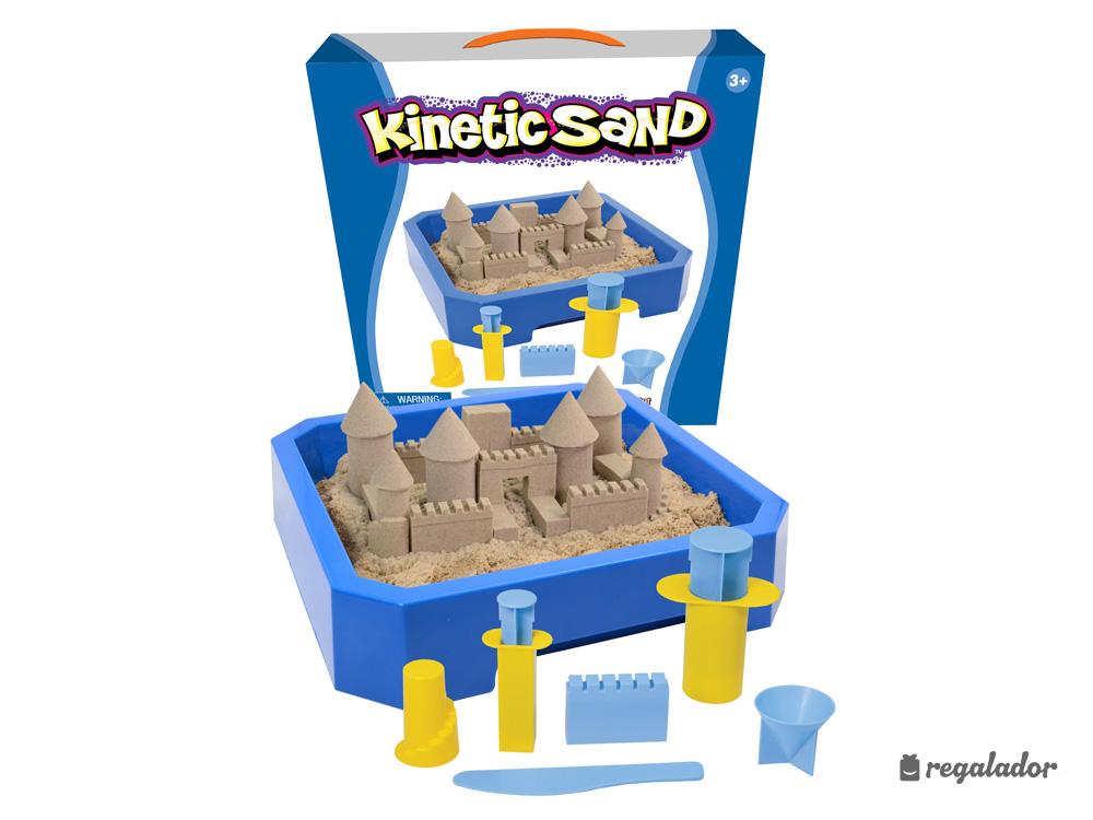 Kit para hacer castillos de arena mágica