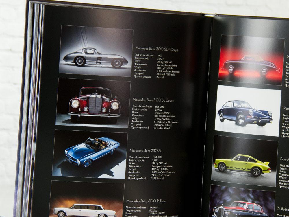 The Classic Cars Book: El libro para apasionados por los coches