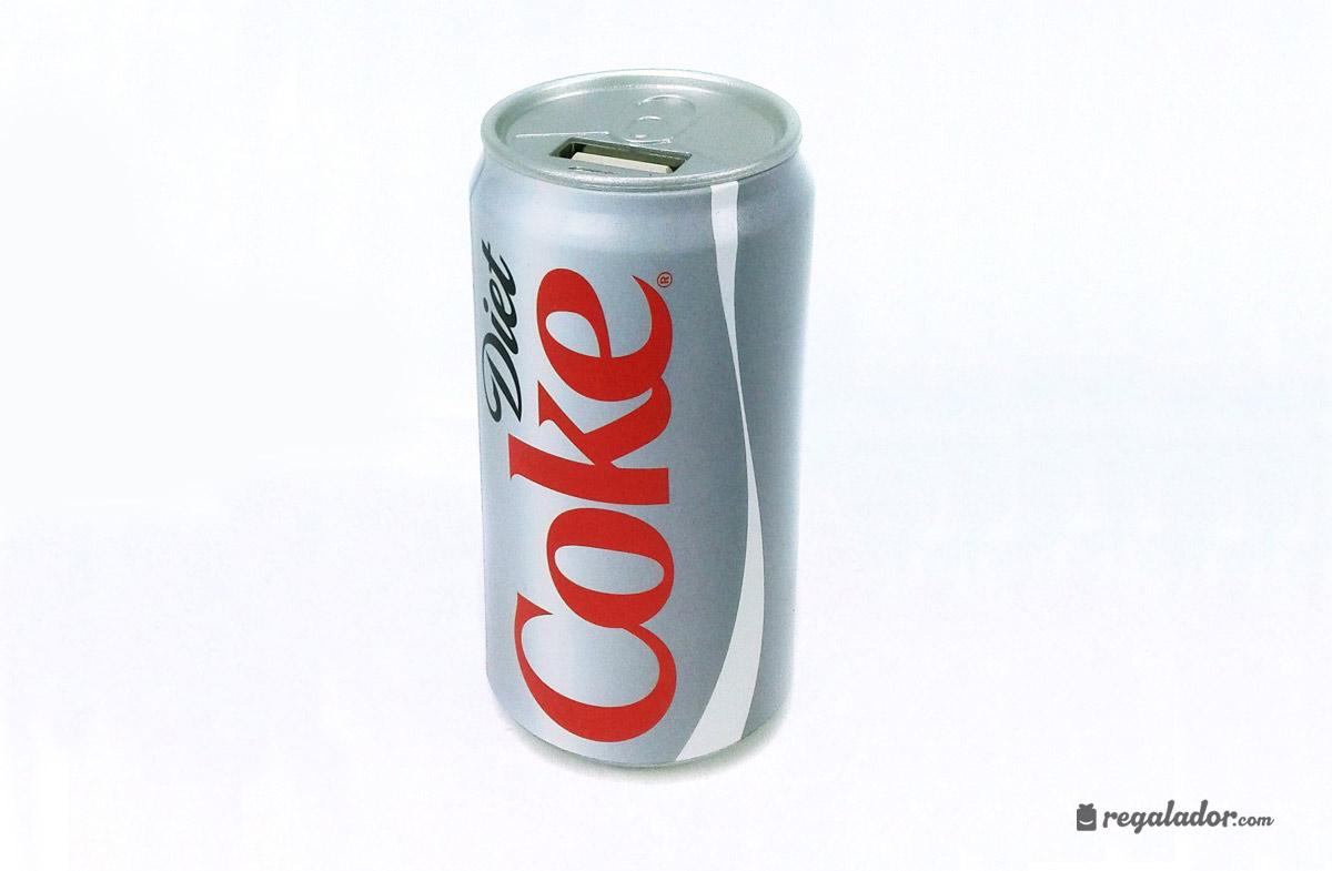 Baterías Con Forma De Latas De Coca Cola