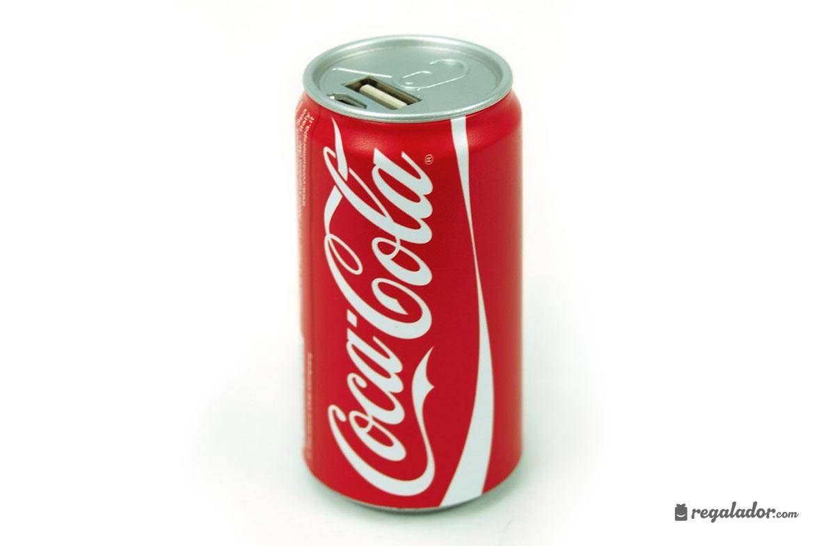 Bater as con forma de latas de coca cola en - Regalos coca cola ...
