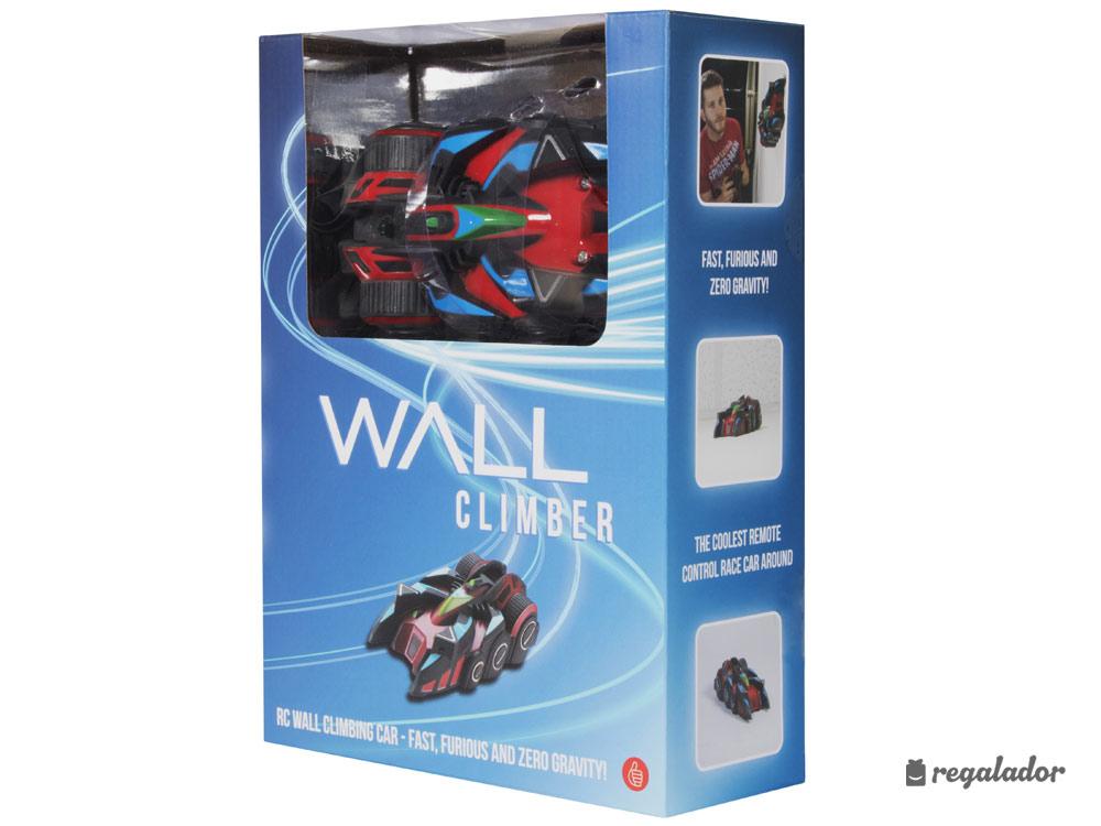 RC Wall Climbing Car: el coche antigravedad