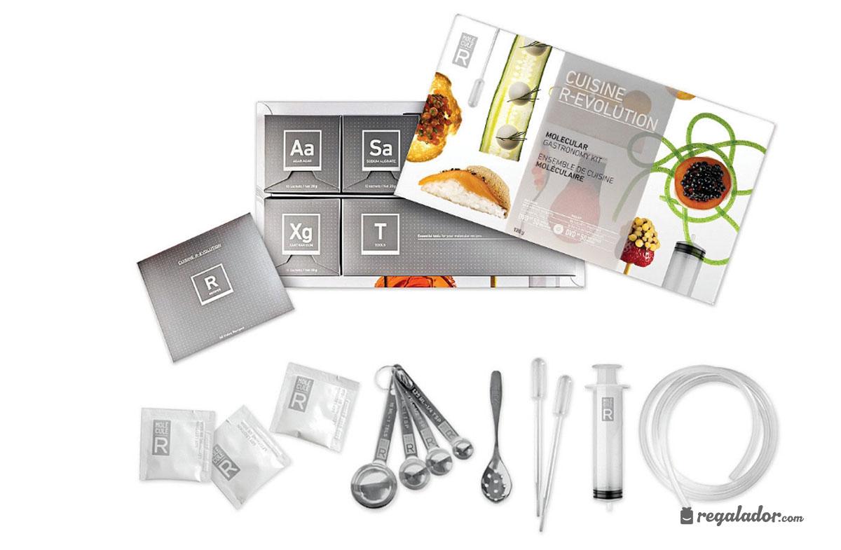 cuisine r evolution kit de gastronom a molecular en