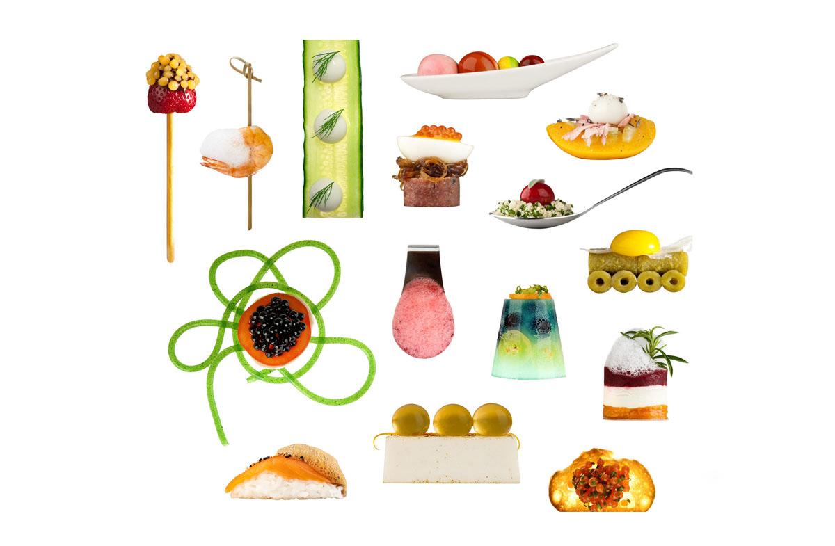 Cuisine R-Evolution: kit de gastronomía molecular