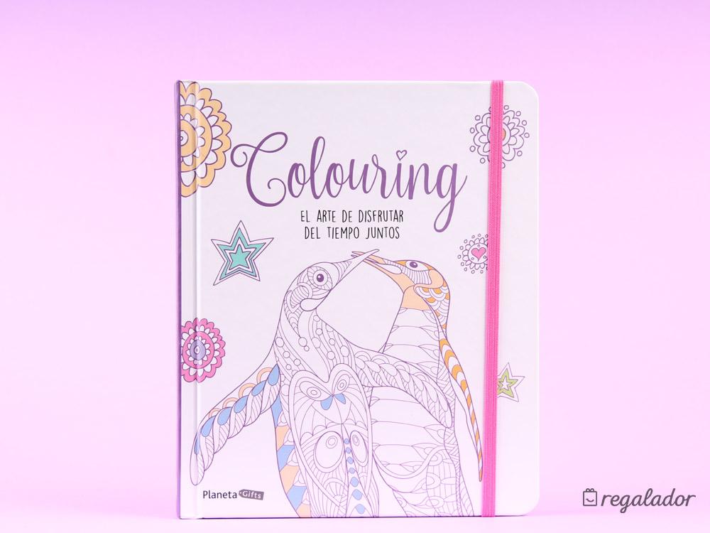 Libro Colouring: para madres e hijos en Regalador.com