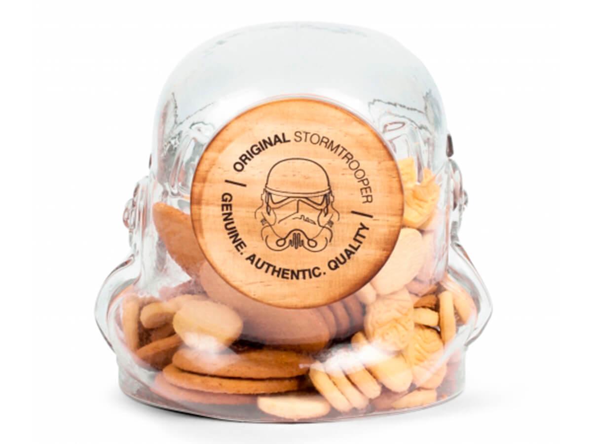 El tarro de galletas de Stormtrooper