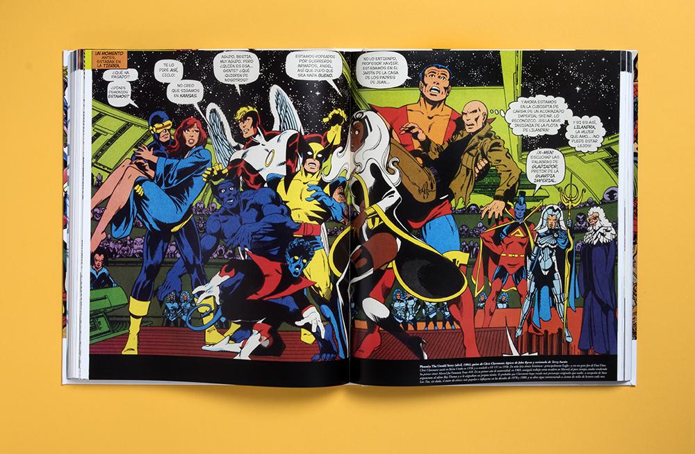 Marvel: Guía Visual Definitiva