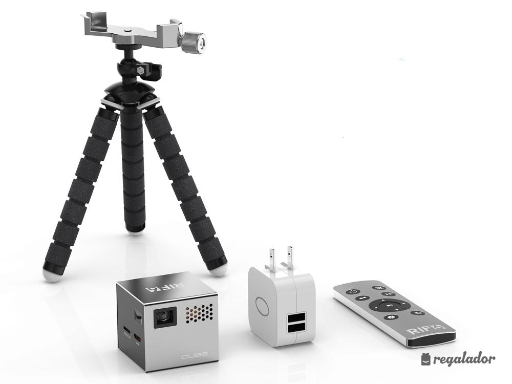 El proyector de bolsillo más compacto