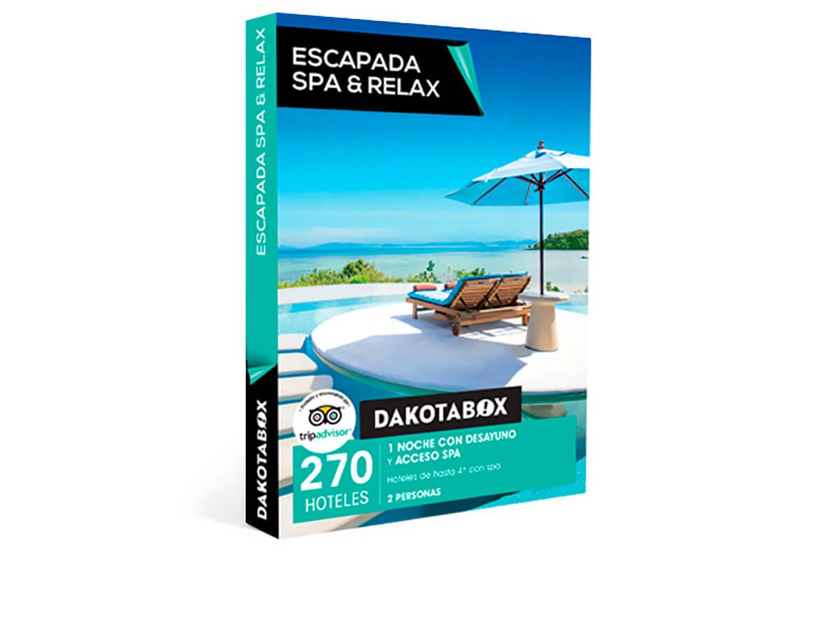 """Escapada """"Spa y Relax"""" Dakotabox"""