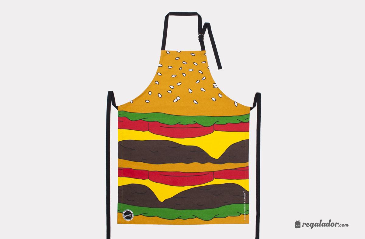 Los delantales de cocina mas divertidos en for Delantales de cocina
