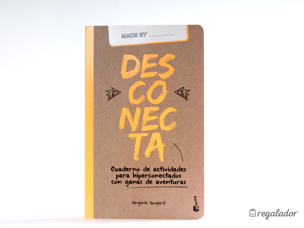 'Desconecta': el libro de actividades para hiperconectados