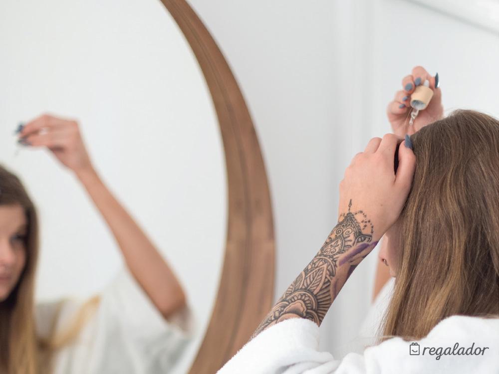 Kit DIY de tratamientos para el cabello orgánicos