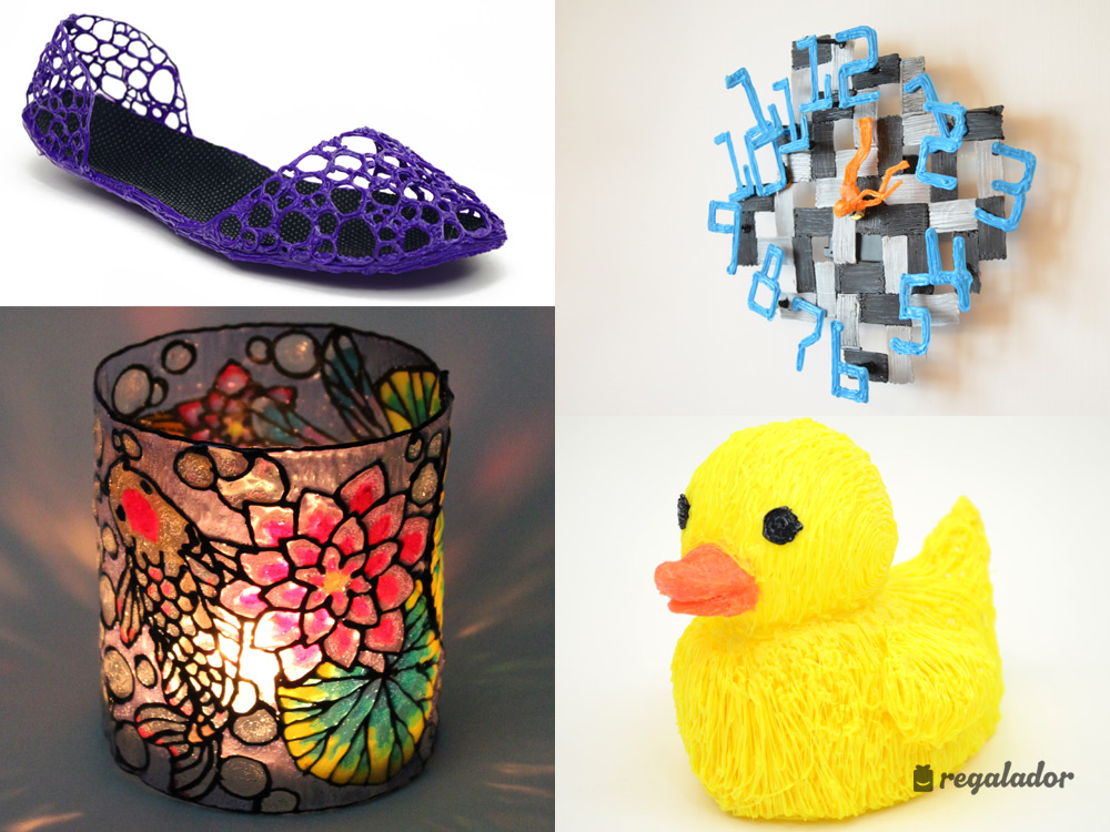 3Doodler: ¡El mejor boli para imprimir en 3D!