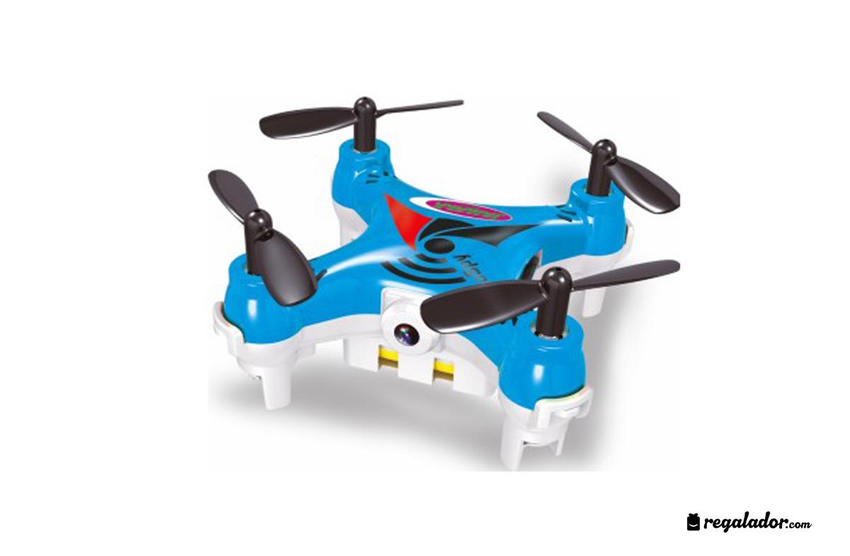 Drone MiCoSpy de Jamara: grandes prestaciones en poco tamaño