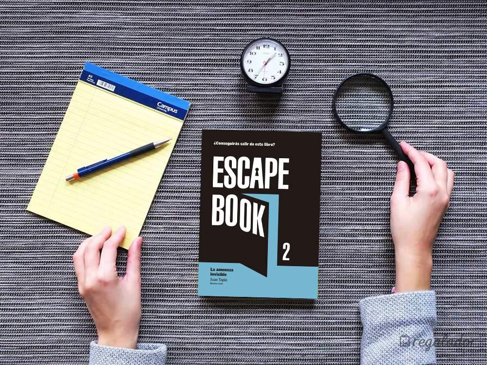 Escape book. El secreto del Club Wanstein