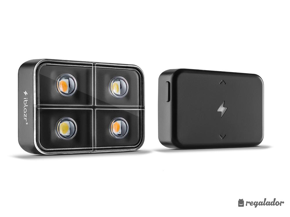 """iBlazr 2"""": el flash inalámbrico más potente para el móvil en ..."""