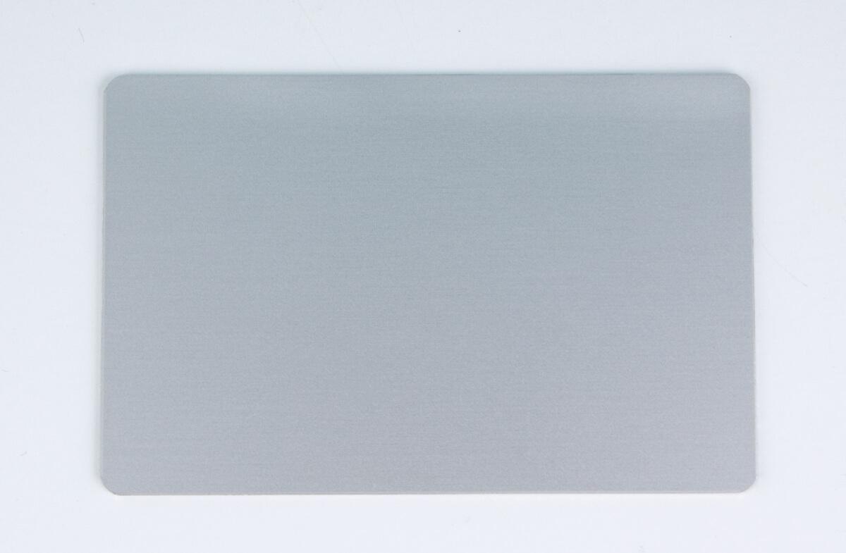 Foto impresa en tarjeta de aluminio