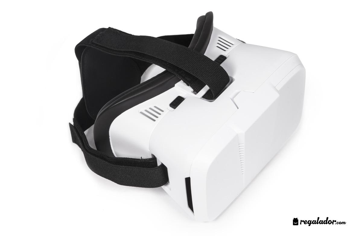 Gafas de realidad virtual para disfrutar contenidos 3D en Regalador.com