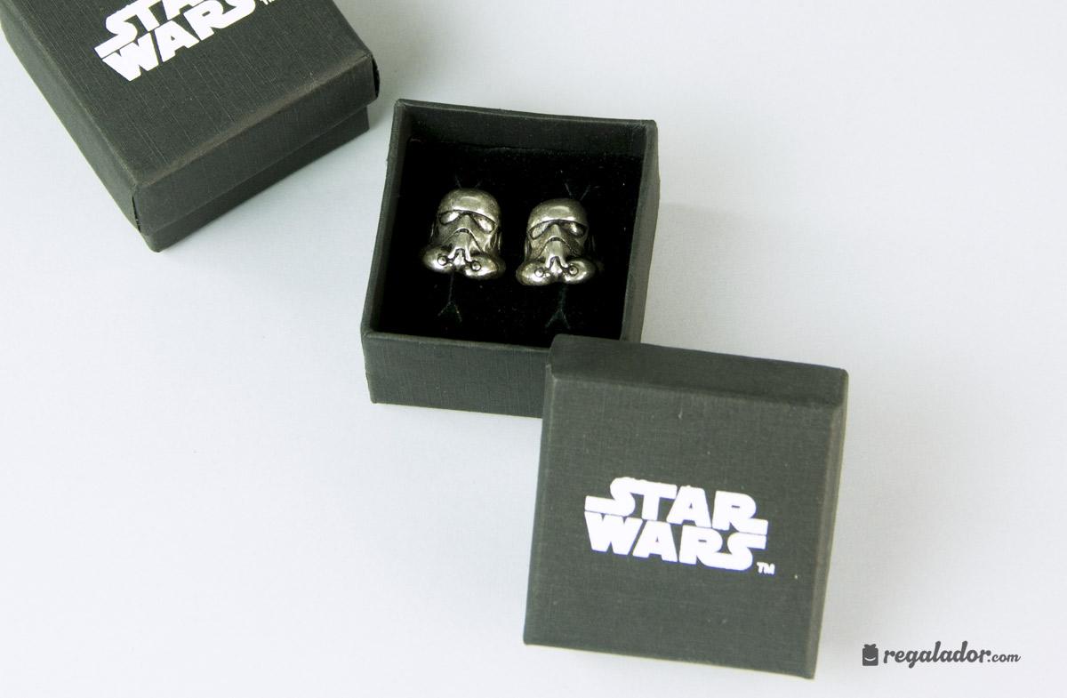 Gemelos para fans de Star Wars en Regalador.com