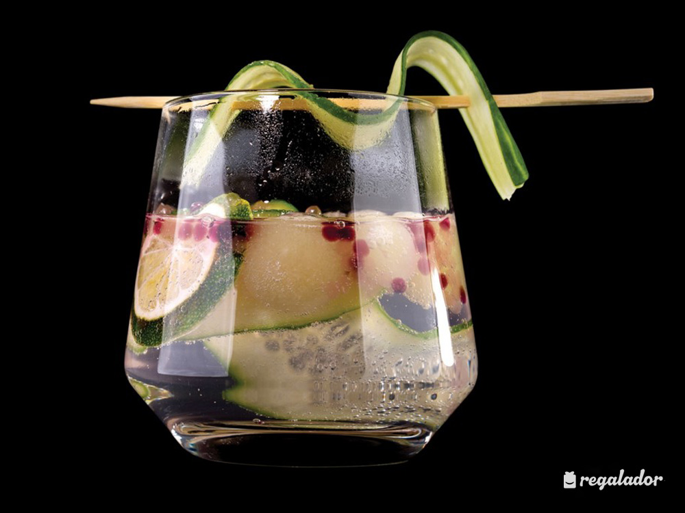 Gin & Tonic R-Evolution: kit de Gin Tonic molecular