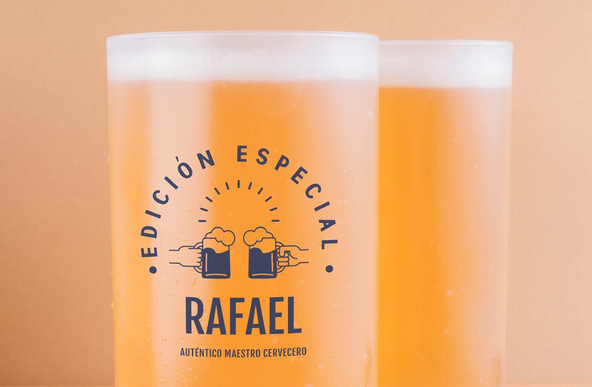 Jarras cerveza personalizadas, Edición Especial