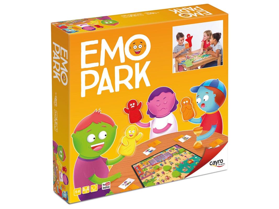 Emo Park, el juego de las emociones