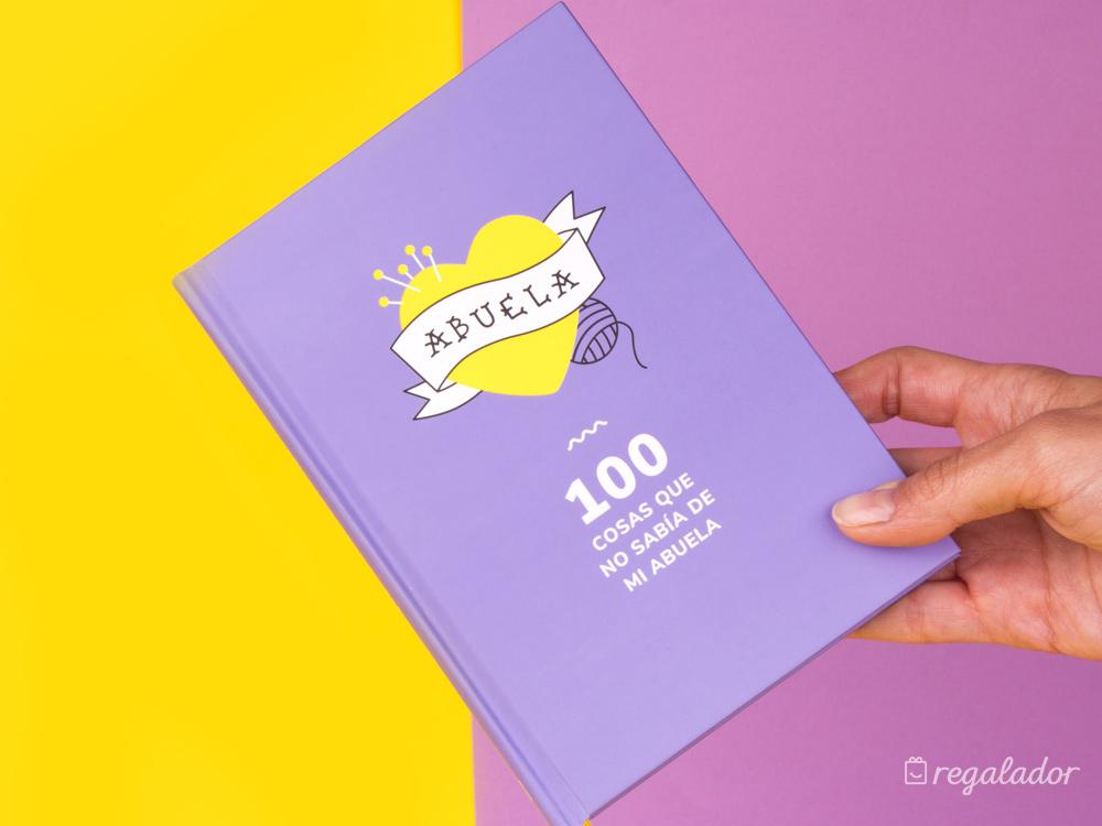 Libro 100 cosas Abuela