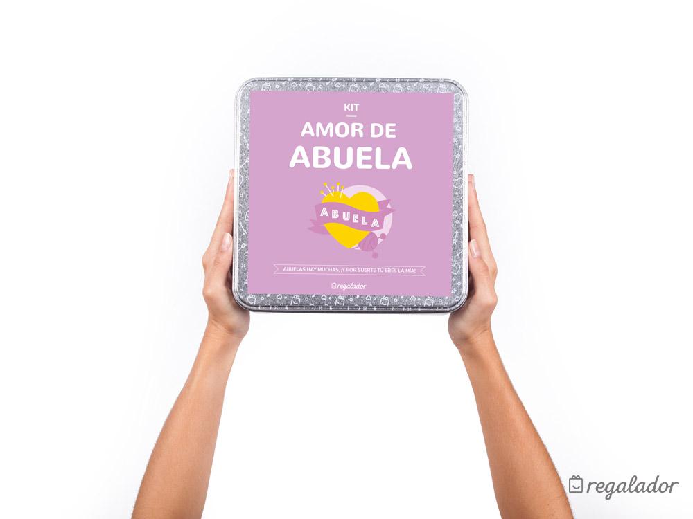 Kit Amor Abuela