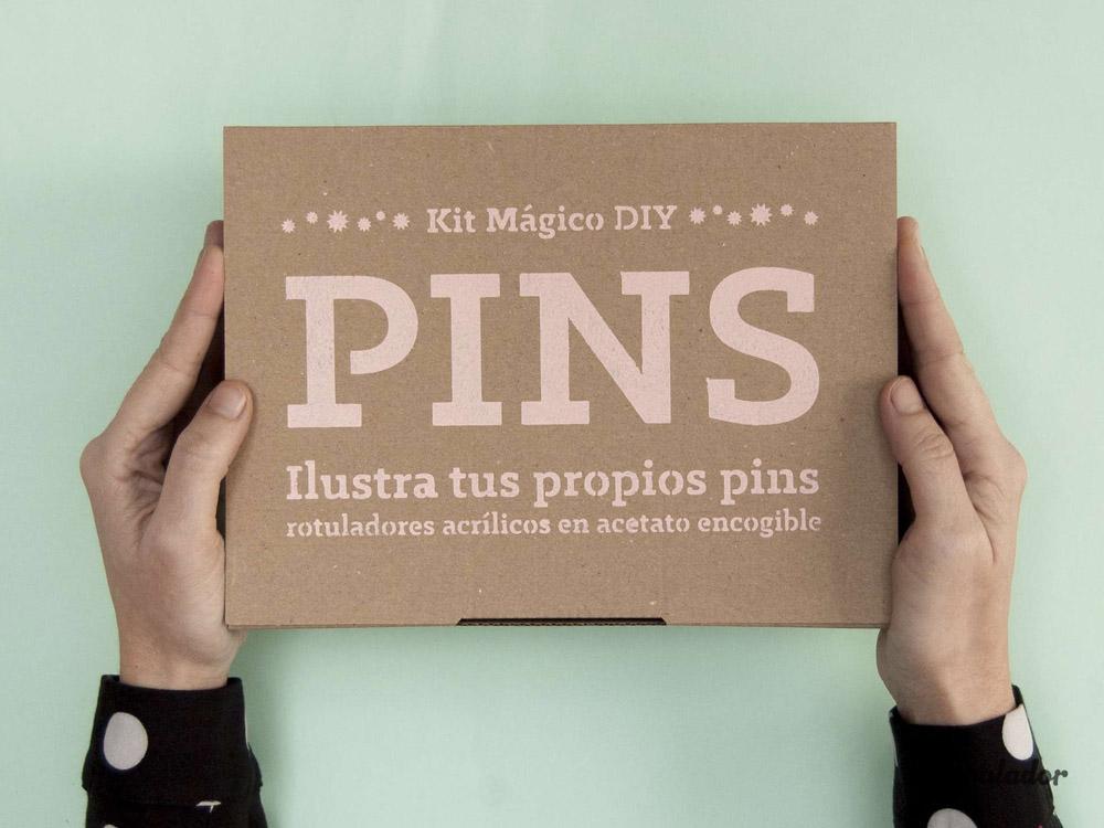 413844785d92 El kit mágico para crear tus propios pins
