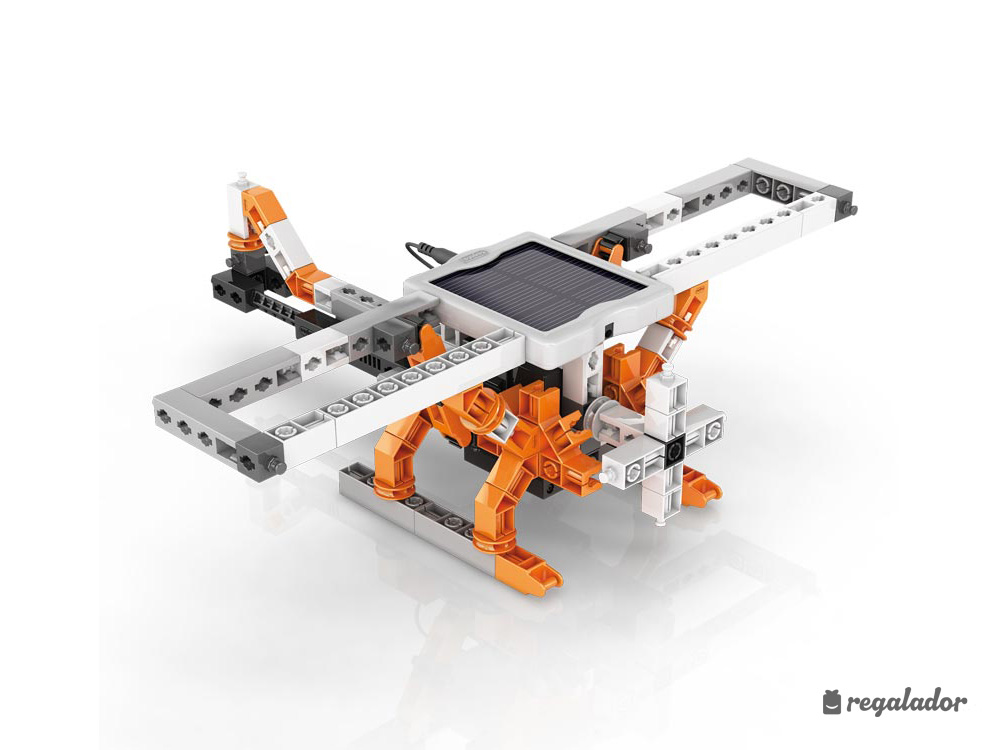 Kit de construcciones para descubrir la energía solar en Regalador.com