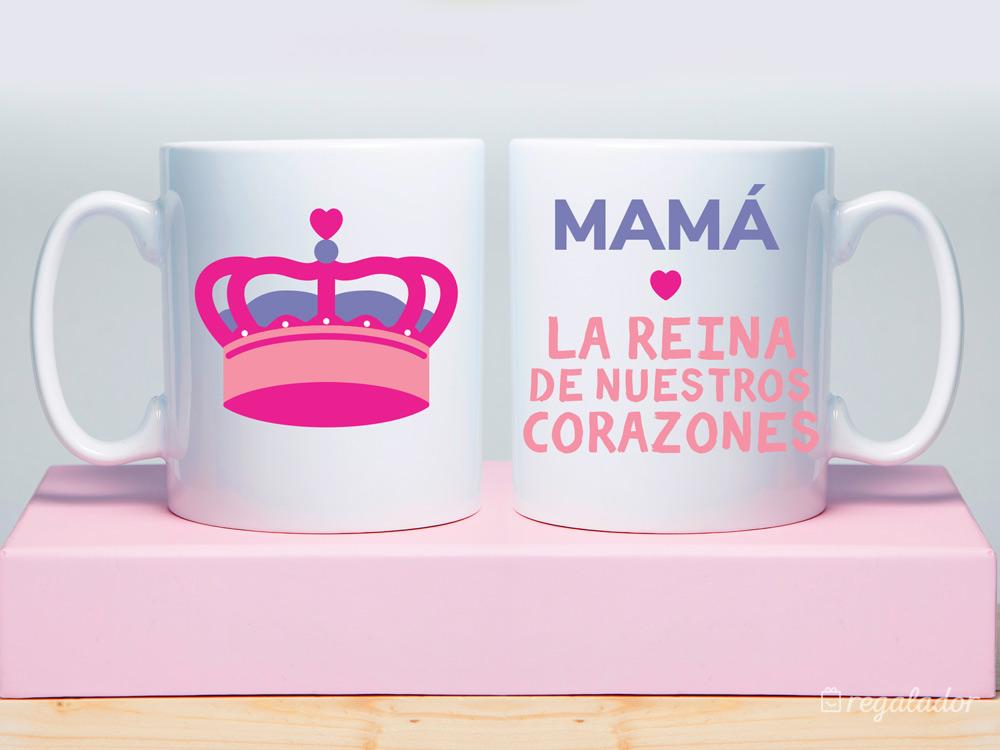 """Kit """"mamá eres la reina"""""""