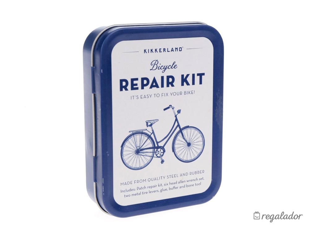 Estuche de reparación para la bici