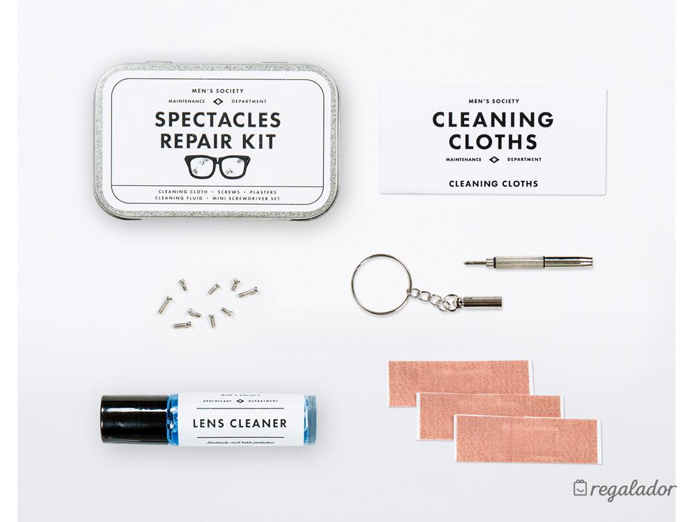 Kit para cuidar tus gafas en Regalador.com