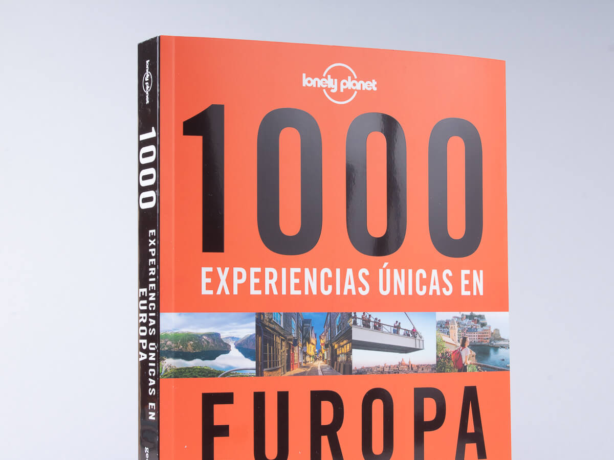 «1000 experiencias únicas en Europa»