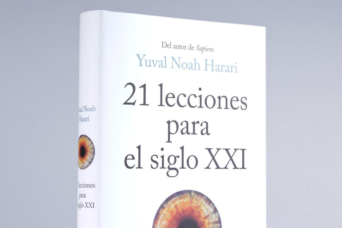 """""""21 lecciones para el siglo XXI"""""""