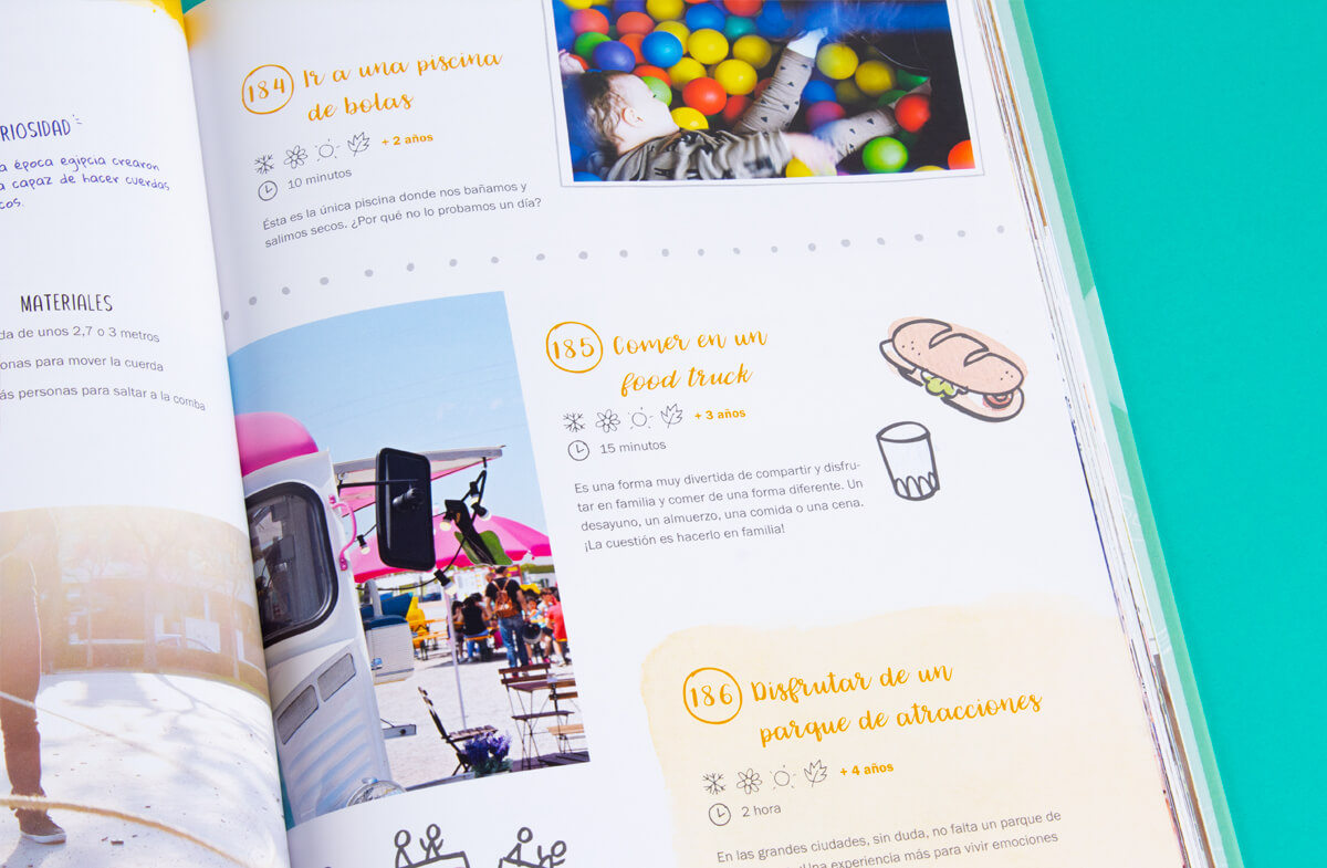 Libro, 365 actividades para jugar sin pantallas