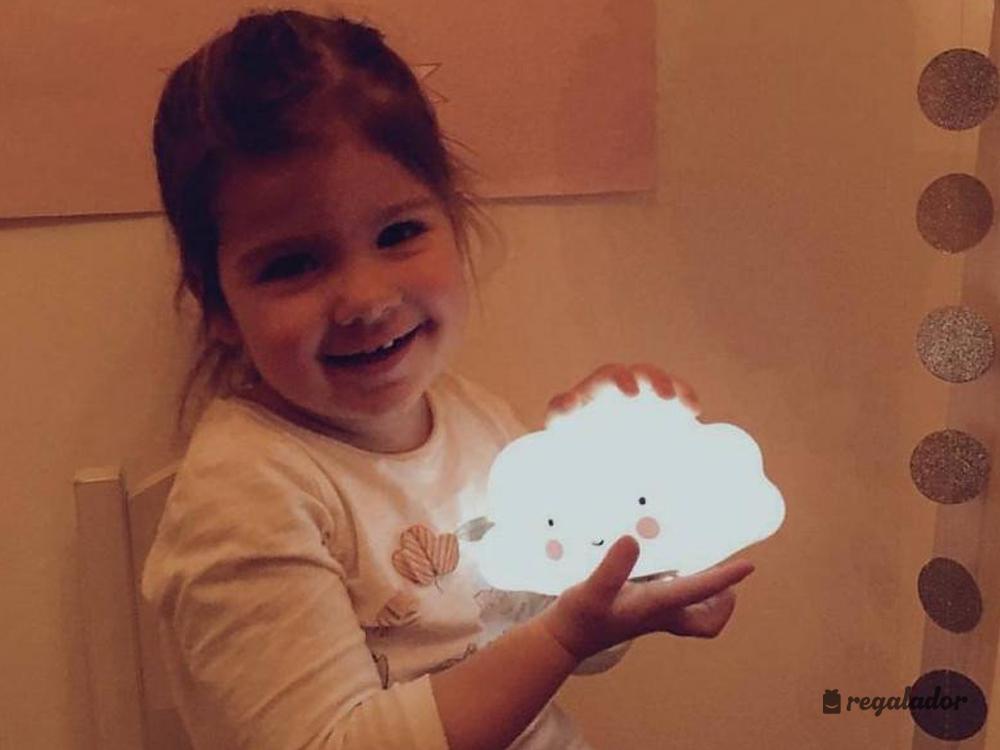 Lámparas quitamiedos para niños