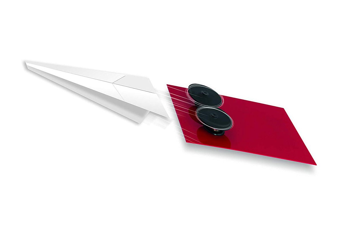 Lanzador de aviones de papel