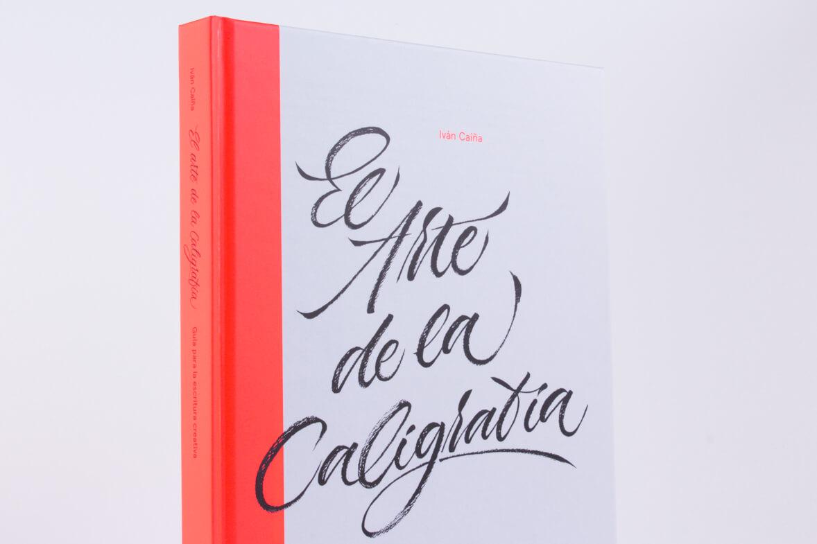 Libro «El arte de la Caligrafía»