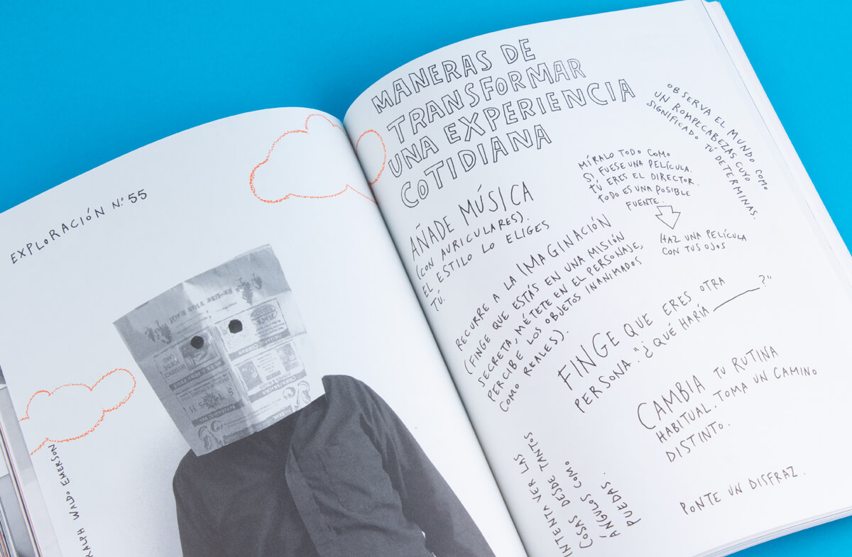 Libro «Cómo ser un explorador del mundo»